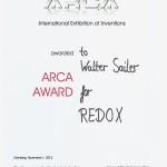 Kroatische Auszeichnung - Erfinder - Union